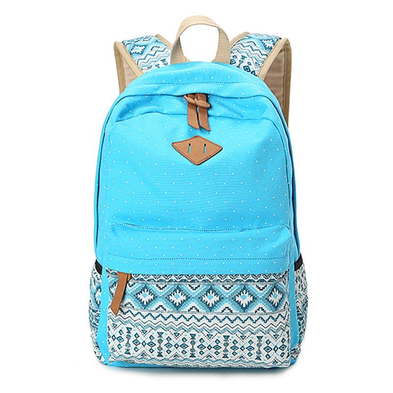 Aliexpress.com : Buy DIOMO High Quality Canvas School Bags Female ...