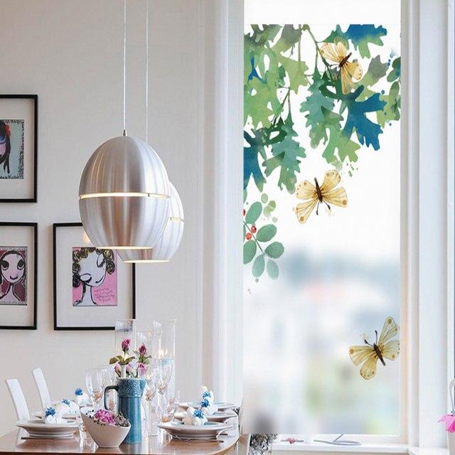 Online Shop 2017 kleur windows stickers balkon vensterbank ...