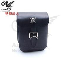 Мини-квадрат unviersal части мото багажный Чехол кожаный для honda suzuki yamaha harley moto rbike аксессуары moto rcycle сумка на голову