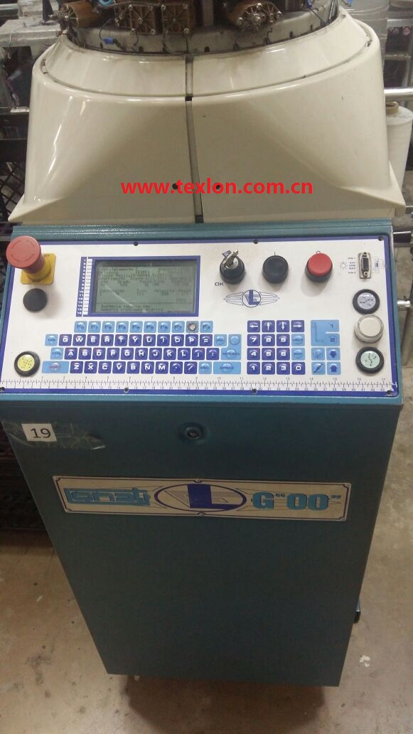 Lonati G54J Cotton Socks Machine Use Keyboard 0430046 / Lonati Keyboard 0430046