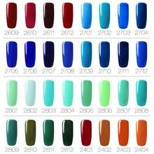 ROSALIND Gel Varnish Nail Polish UV Hybrid Nail Art Manicure Nails Extensions 7ML Vernis Semi Permanent primer gel nail polish
