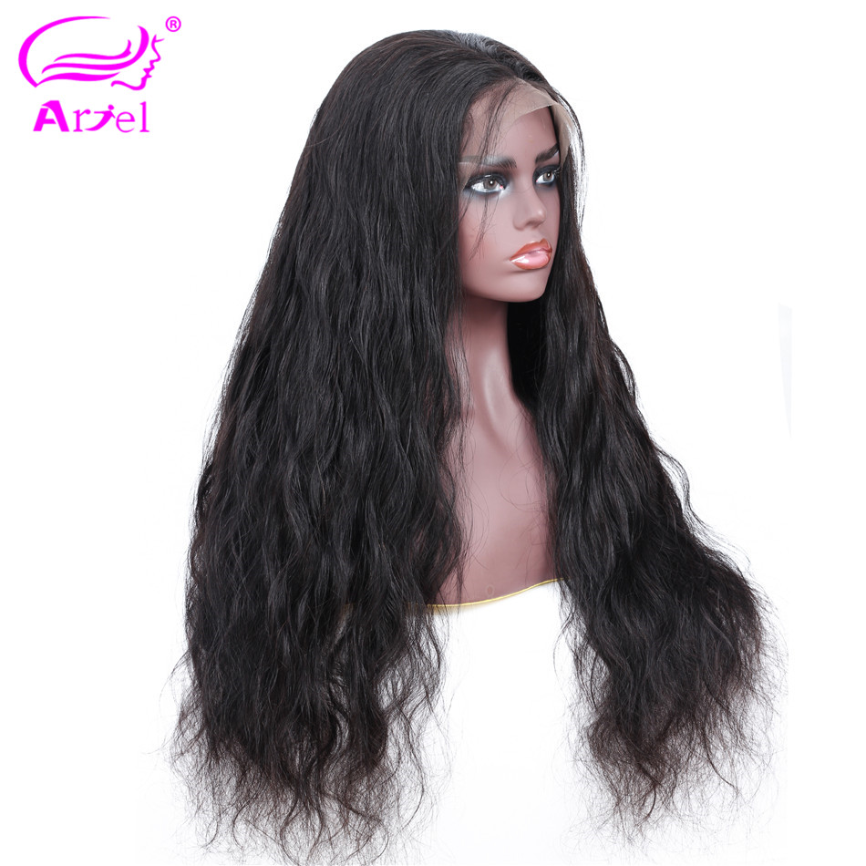 ARIEL 13 4 Lace Front Human Hair Wigs Pre Plucked 130 Density Indian Remy Hair Body