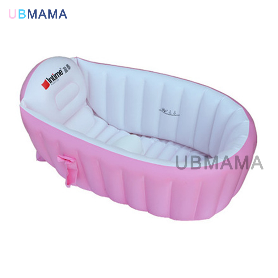 Home Use Baby Inflatable Swimming Water Pool PVC Square Swim Bathing ...