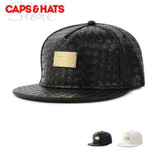 JAMONT 2018 Leather Hip Hop Baseball Cap customized logo 51b73d8e972c