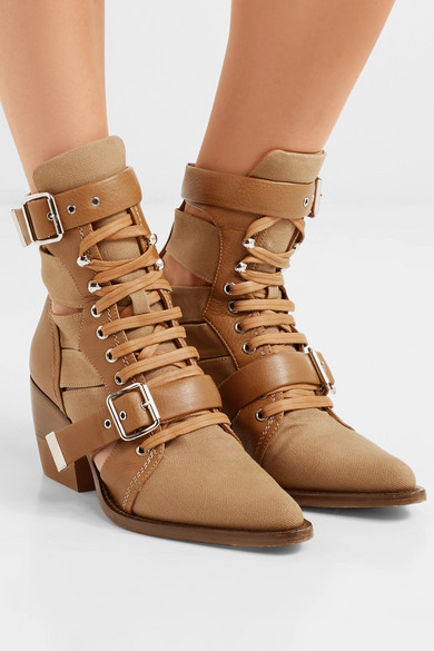 Deification Factory Chunky Heels Ladies Boots Cow Leather Catwalk Ankle Boots Fashion Lace Up Buckle Straps Susanna Shoes Botas in Ankle Boots from Shoes
