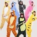 Nueva Promoción de La Manera Ocasional Pijamas Traje Cosplay Animal Bodies Pijamas Para Las Mujeres de Los Hombres Adultos