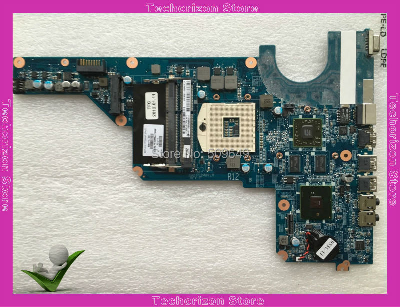 636372-001 For HP laptop mainboard 636371-001 G4 G6 G7 laptop motherboard,100% Tested 60 days warranty top quality for hp laptop mainboard 583077 001 4510s 4710s 4411s laptop motherboard 100% tested 60 days warranty