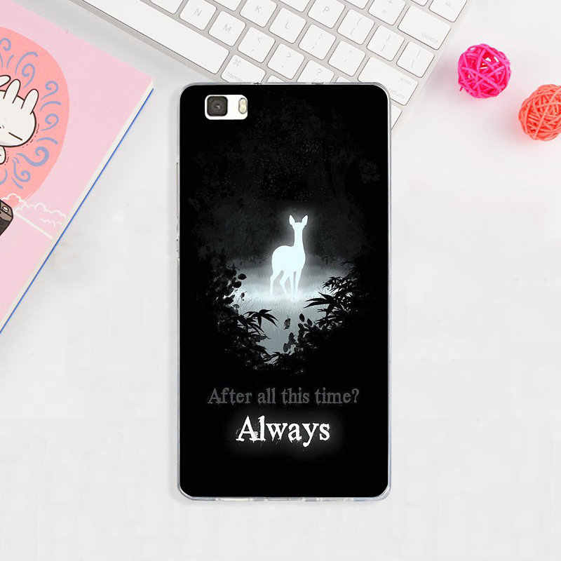 1a77360dc00551 ... Harry Potter Quotes Always Leggings Cases for Huawei P8 P9 P10 P20 Lite  Mate 10 Pro ...