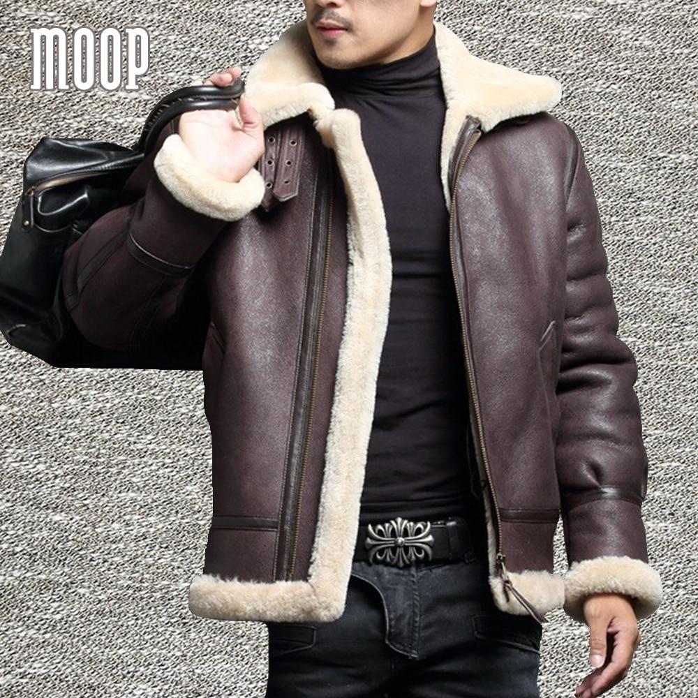 Online Buy Wholesale men shearling coats from China men shearling ...