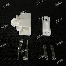 2 Pin 7282-5845 7283-5845 автоматический считыватель катушка вилка автомобильный светильник розетка для Toyota Female Male