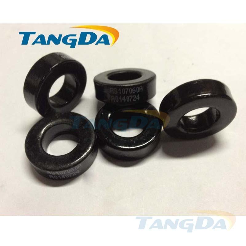Tangda sendust FeSiAl toroidal cores inductor OD*ID*HT 28*14*9 mm AL: 59nH/N2 Ue: 60 AS107060A MS-107060-2