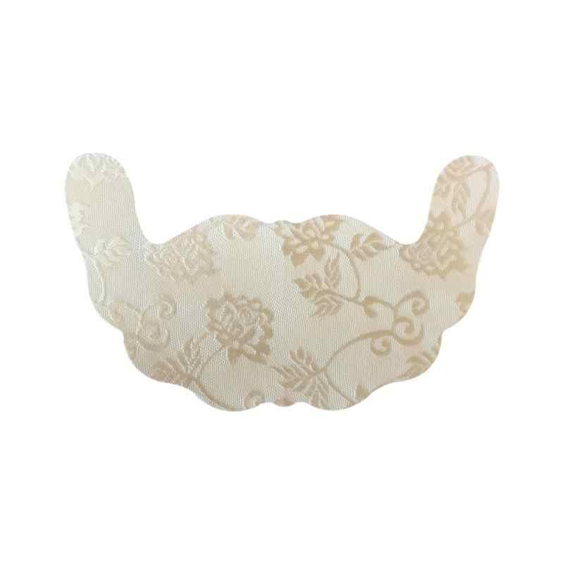 1 ペア女性 U 形状粘着使い捨て乳房花びらリフトアップテープレース乳首カバーシリコンバストパッドインビジブル乳パッド