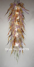 New Arrival Large Leaf Shape Luxury Crystal Chandelier Free Shipping