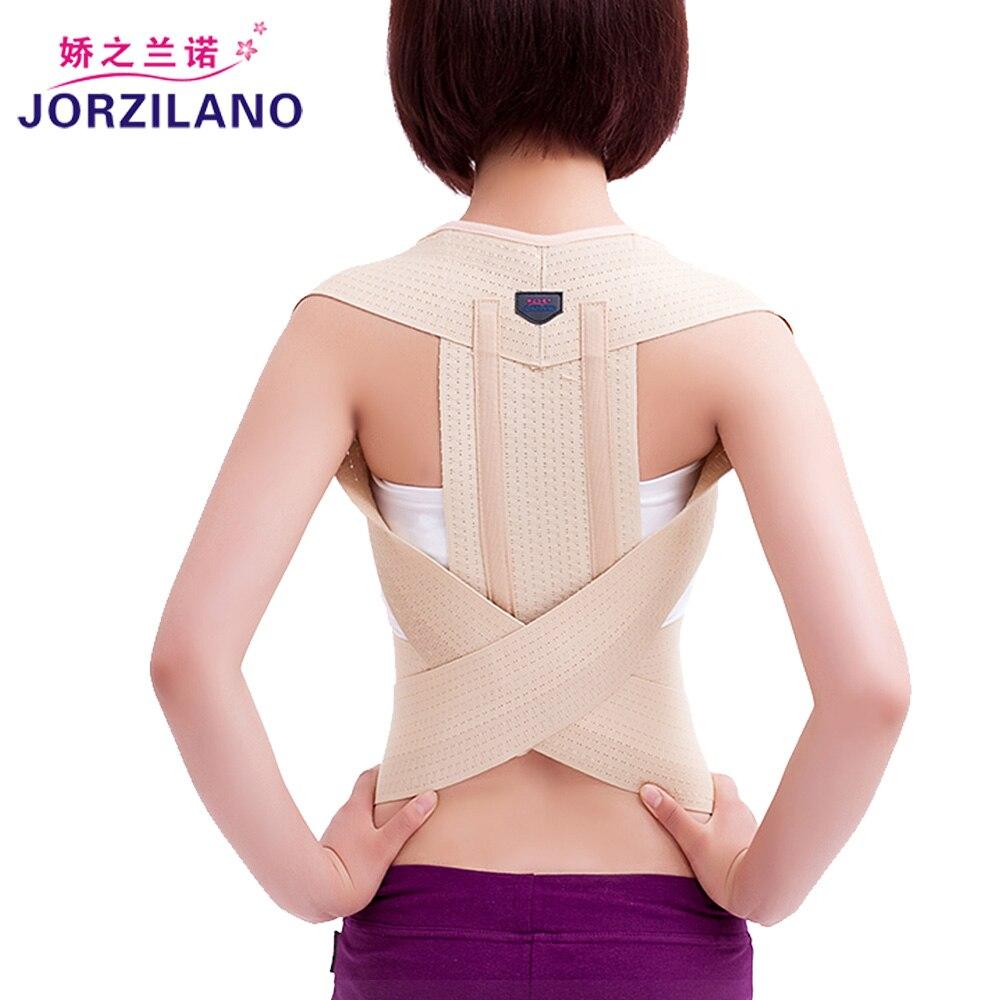 JORZILANO Posture Corrector Back Waist Correct Support Brace Belt free size o x form legs posture corrector belt braces