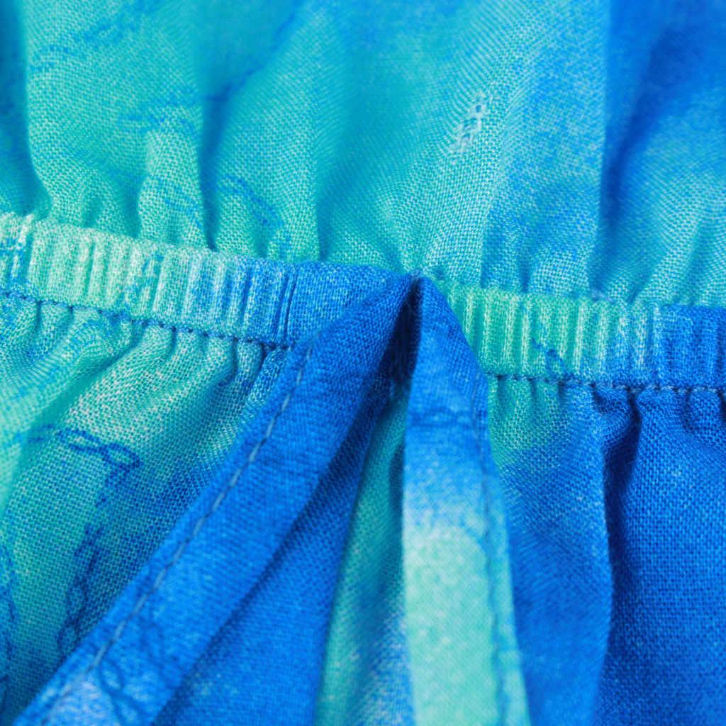 2019 Модные женские короткие комбинезоны с принтом хризантемы, модные повседневные короткие комбинезоны с коротким рукавом и v-образным вырезом для девушек