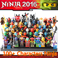 2017 Nueva Ninja Juguetes Bloques COLE JAY KAI Phantom Skylark Building Blocks Set Modelo Niños Juguetes Regalos de Navidad