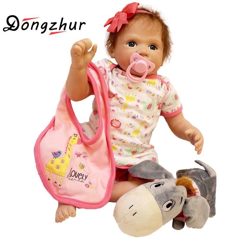 Silicone Reborn Baby Dolls Otarddolls Simulation Realistic Rebirth Doll Baby Reborn Toys For Children Silicone Reborn Babies warkings reborn