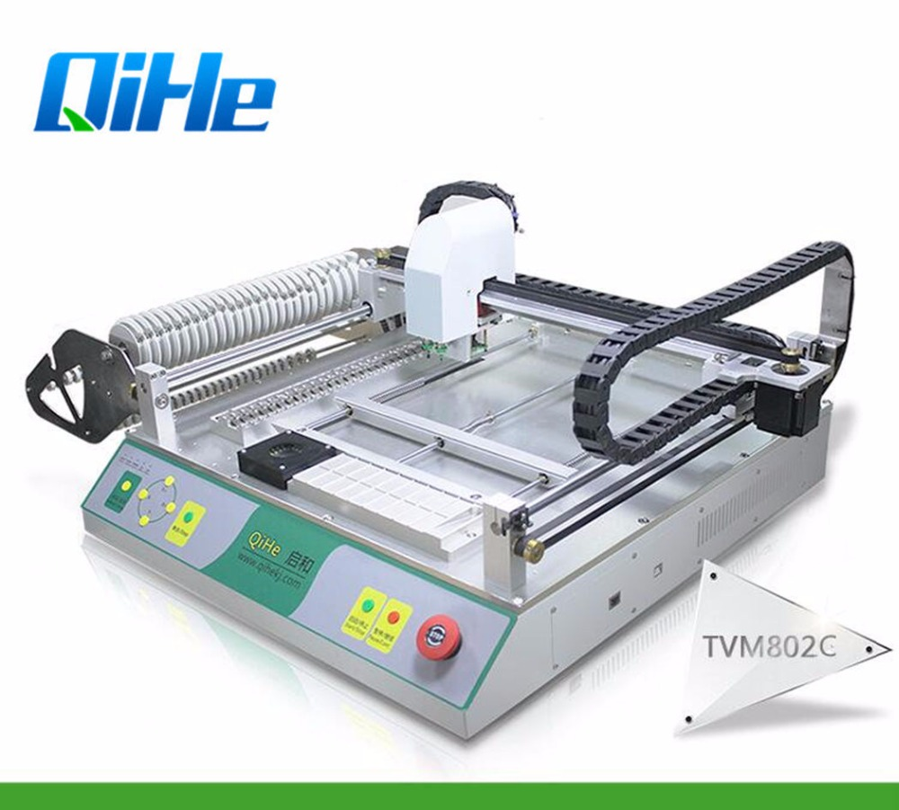 Desktop Automatic SMT pick and place machine chip mounter