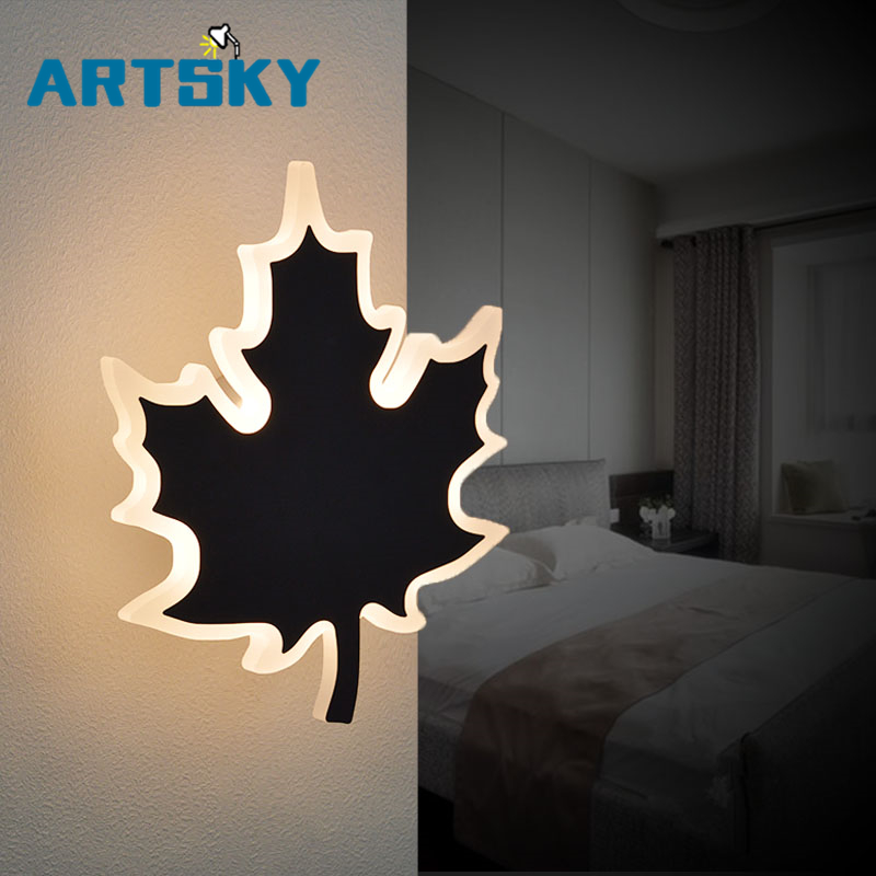 Modern LED Wall Lamps Sconces Reading Lights Fixture Decorative Night Light for Pathway Staircase Bedroom Bedside Lamp fixtures