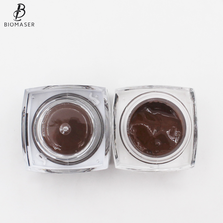 BIOMASER Microblading Ink Pigment Tattoo Ink Brand Permanent Makeup Pigment for Eyebrow Eyeliner lip 100 Plant Material in Tattoo Inks from Beauty Health