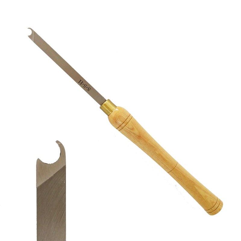 Messer LiebenswüRdig 1 Stück Gute Qualität Hoher Geschwindigkeit Holz Ringknife Diy Holz Drehmaschine Drehen Hss Drechseldrehmaschine Holzbearbeitung Carpenter Werkzeuge Die Nieren NäHren Und Rheuma Lindern