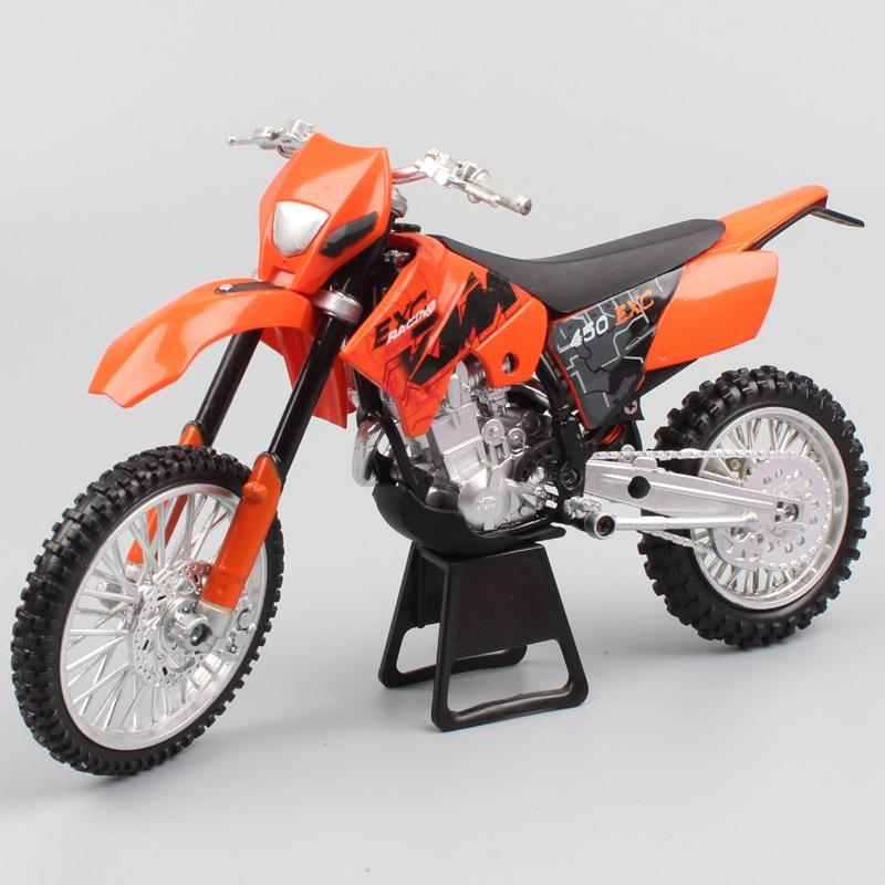KTM SXF 450 2018 4-Stroke Motocross NEW New Ray Model Motorcycle 1:12 NEW