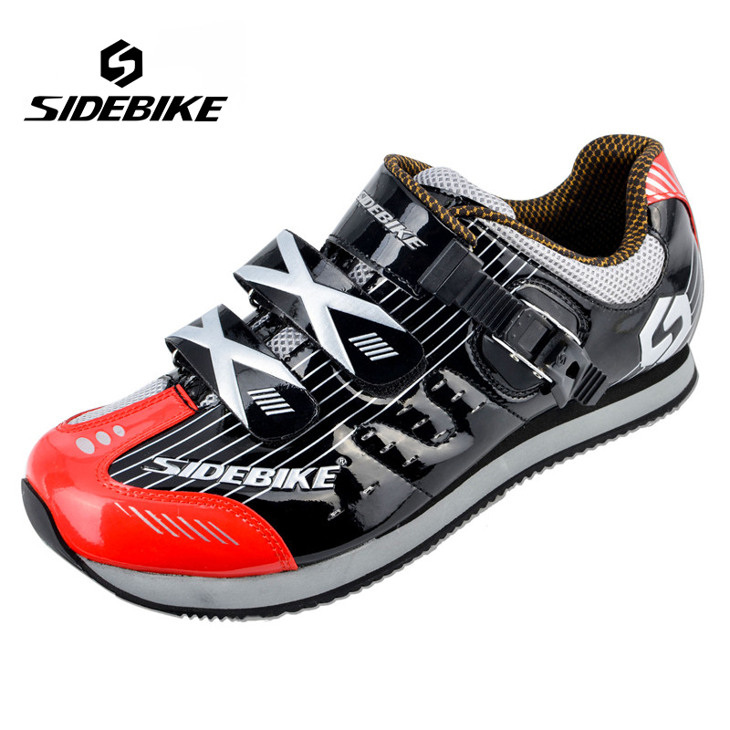 Sidebike Non Lock MTB Road Cycling Shoes Ultralight Leisure Bike Shoes Men Breathable Non Slip Bicycle Shoes sapatilha ciclismo west biking bike chain wheel 39 53t bicycle crank 170 175mm fit speed 9 mtb road bike cycling bicycle crank