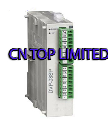 DVP08SP11R Delta S Series PLC Digital Module DI 4 DO 4 Relay new in box dvp16sp11t delta s series plc digital module di 8 do 8 transistor npn new in box