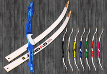 Detachable Combination Recurve Bow Folding Portable For Hunting Shooting Training Traditional Archery SuppliesSDL-TZXL-BLUE