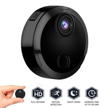 HD Camera Wifi HDQ15 Mini 32GB/64GB 1080P Full HD IP Network Micro Camcorder Infrared Night Vision Micro Camcorder 160 Degree6