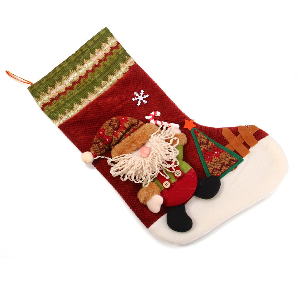 Christmas Stocking Indoor Christmas Hanging Stockings
