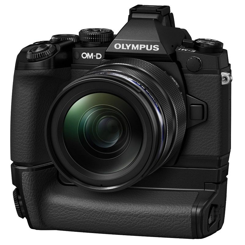 JINTU Pro Multi-Power Hand Battery Grip Pack For Olympus OM-D E-M1 OMD EM1 SLR Camera Replacement HLD-7