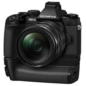 JINTU Grip-Pack Hand-Battery Olympus om-D Slr-Camera Pro for E-m1/Omd/Em1/.. Multi-Power