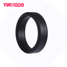 YUECHAO Silicone Delay penis ring,Cock ring,Penis sleeve extender,Sex delay,Penis extension,,Sex products,Sex toys for men(China)