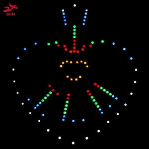 Image 4 - Zirrfa עבור IR מתג ריקוד אור cubeed, led מוסיקה ספקטרום אלקטרוני ערכת diy