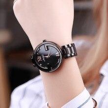 De Moda de lujo Relojes de Cuarzo reloj de la mujer