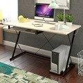 Современные Простые Мода Офис Стол Высокое Качество Компьютерный Стол Ноутбук Стол Письменный Рабочий Стол Стоял Рабочий Стол