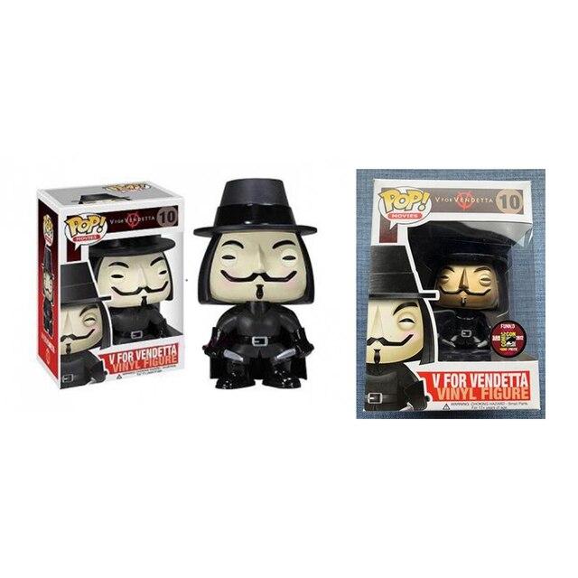 Funko POP V for Vendetta Modelo Vinil Figura Collectible Toy Modelo