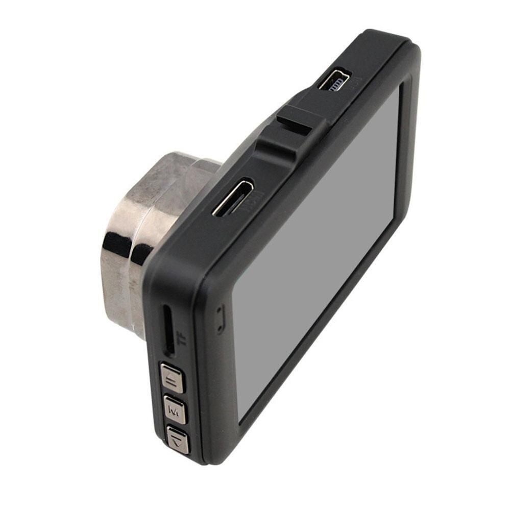 3,0 дюймовый экран FH06 Full Clear HD 1080P Автомобильный рекордер 140 градусов зарядное устройство Дата линия камера DVR видеорегистратор camara para авто