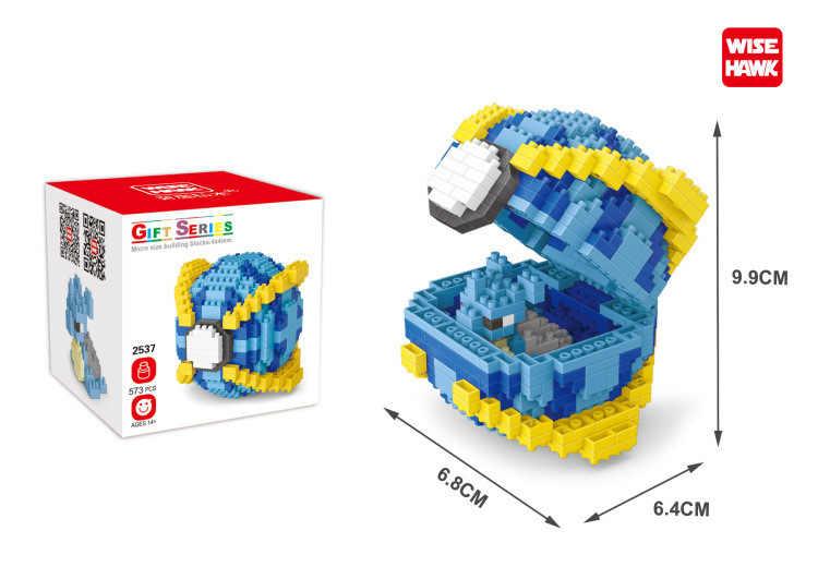 Pokeball愛超プレミアダイビングボールミュウピカチュウヒトカゲライチュウダイヤモンドミニミニブロックビルのおもちゃポケットモンスター