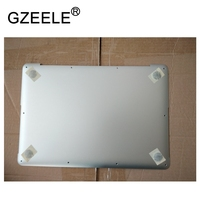 GZEELE used A1502 Lower Bottom Case Battery Cover for Macbook Pro Retina 13 A1502 Bottom Case 2013 2014 2015 Year lower base