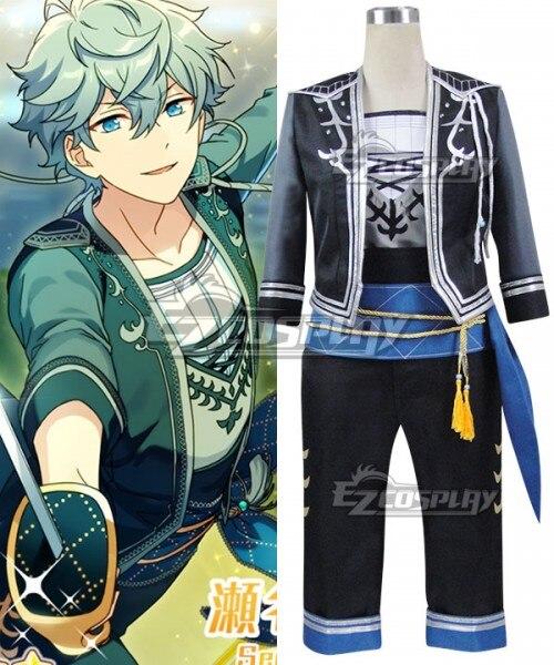 Ensemble étoiles épée saut Izumi Sena Costume Cosplay E001