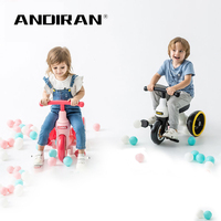 Children Tricycle Balance Bike Kids Scooter Baby Walker High Quality Concept Wheel Design Original for 1 6Y