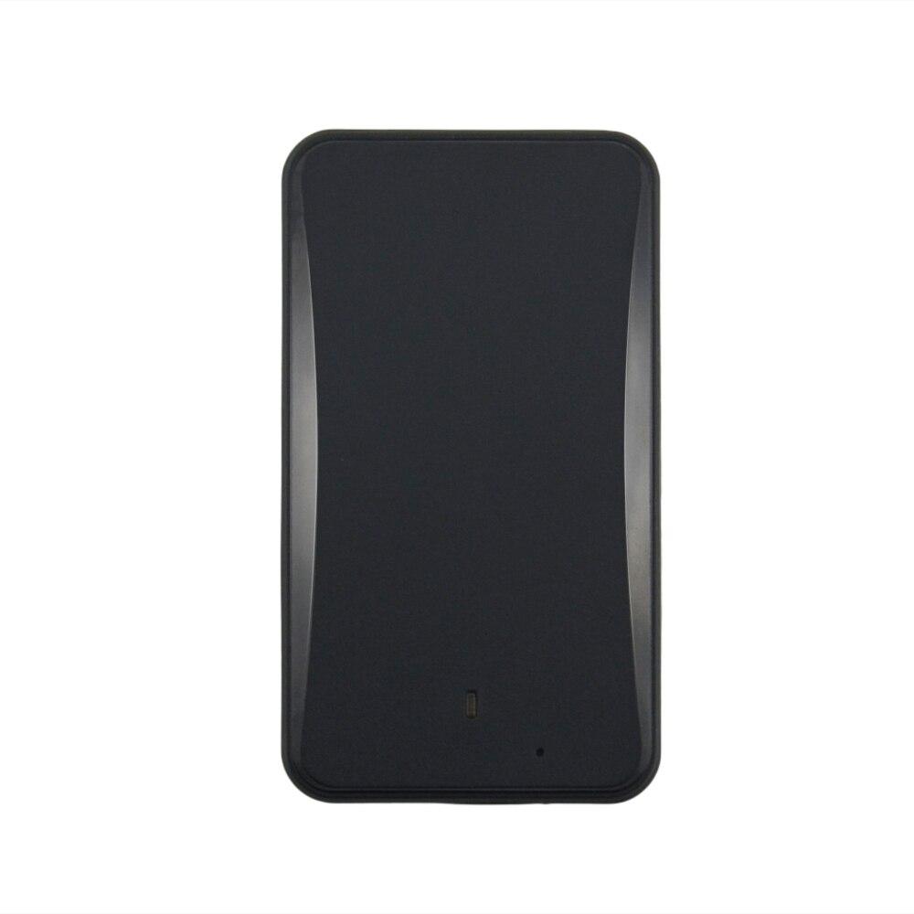 10000 mAh tiempo de espera de la batería de coche GPS Tracker localizador  de vehículo AT4 con fuerte imán Anti-manipulaciones Super resistente al