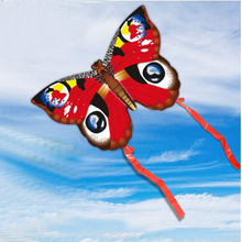 kids Toy kite Creative Butterfly Kites With Handle line 3m Long Tail Outdoor Sport Toys  Animal Kites Toy Chidlren Gift