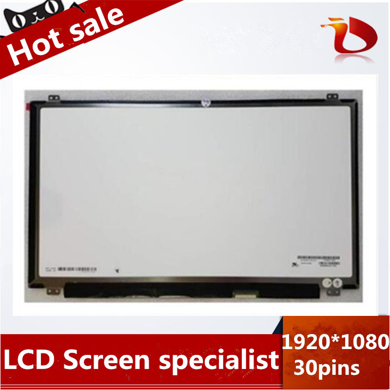 Gread A+15.6 LCD Screen LP156WF7-SPA1 (SP)(A1) in touch For Dell Inspiron 15 5558 1920*1080P EDP 30PINS lp156ud2 spa1 lp156ud2 spa1 for dell inspiron 7559 owdt8f 15 6 uhd lcd touch screen assembly
