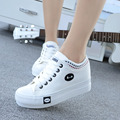 2016 new canvas shoes woman denim student casual shoes cartoon espadrilles mujeres zapatos