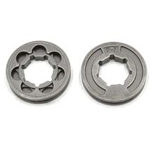 2PCS P-7 Chainsaw Rim Sprocket Kit For STIHL 017 018 021 023 025 MS170 MS180 MS230 MS210 MS250