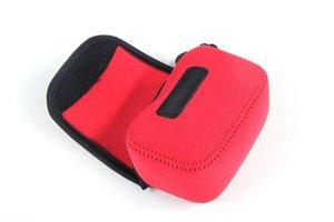 Черный/красный/синий NEOPine портативный неопреновый мягкий треугольный Внутренний чехол для камеры Canon powershot G5X чехол Чехол