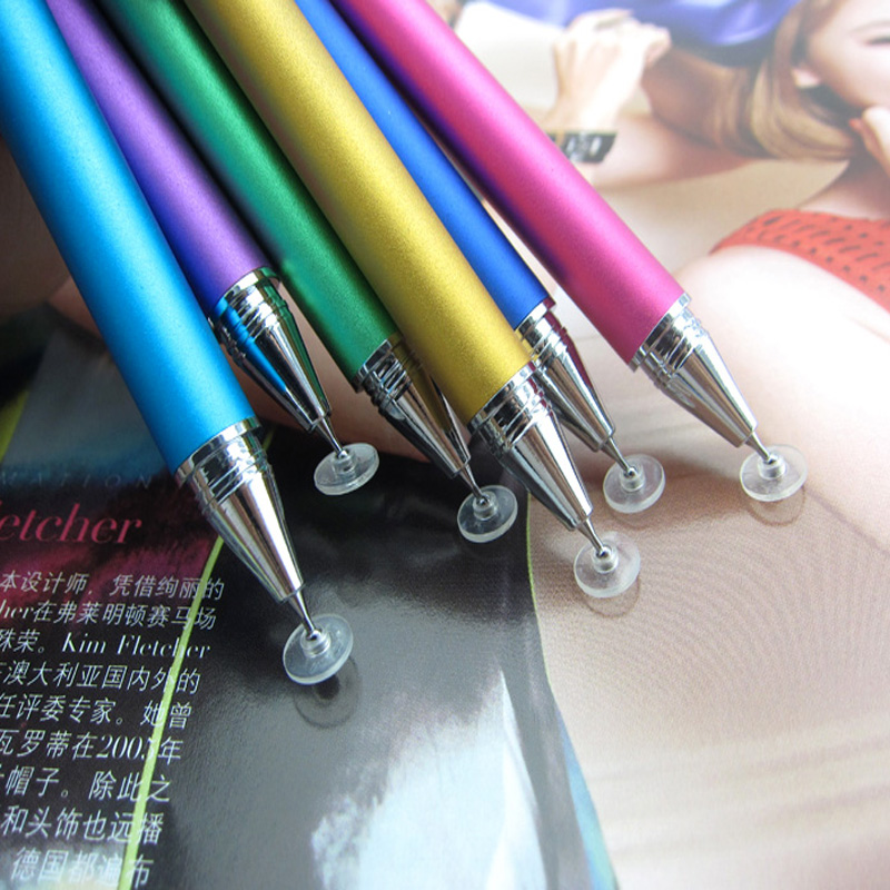 BoxWave Electronic Stylus with Ultra Fine Tip for BLU V9 AccuPoint Active Stylus BLU V9 Stylus Pen Metallic Silver